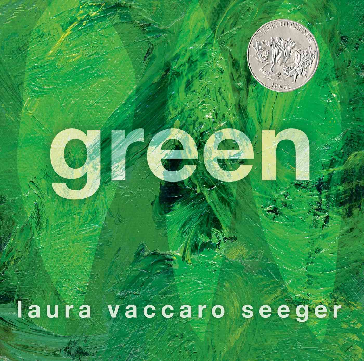 Green By Seeger, Laura Vaccaro
